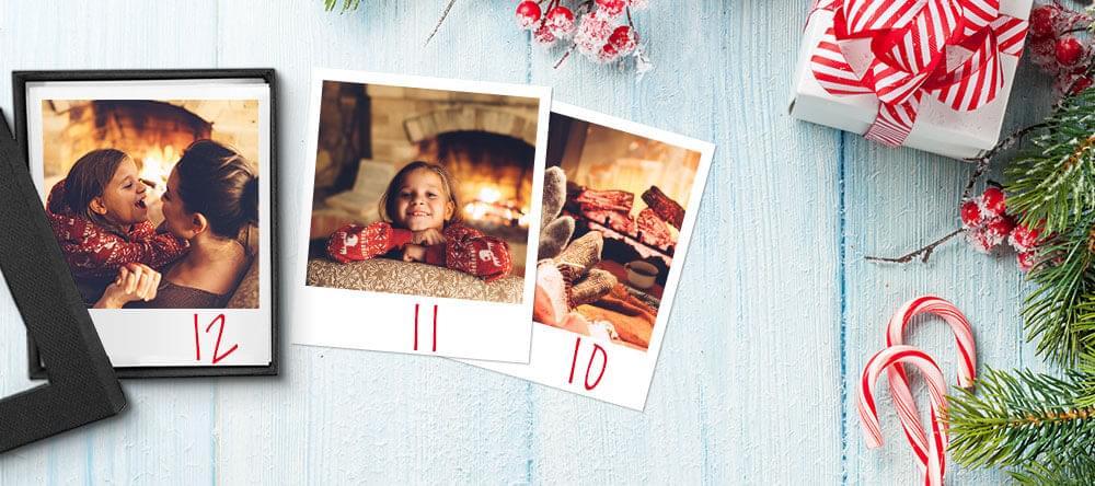 En julkalender du fortfarande vill titta på efter jul - din fotobox
