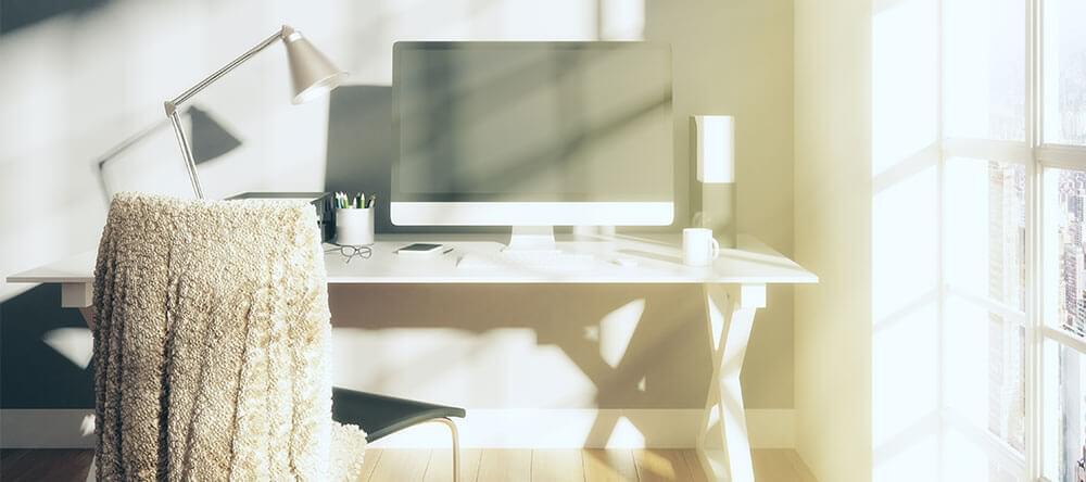 Dagsljus ökar produktiviteten och ditt välbefinnande