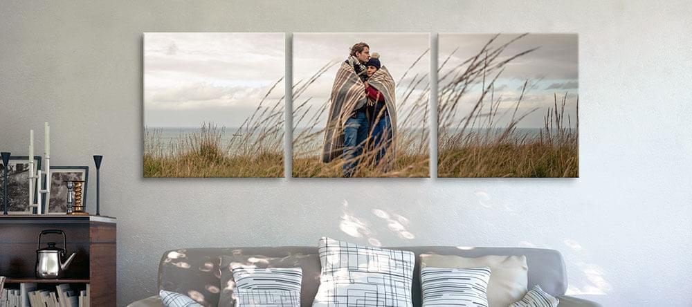 En Mini-serie kan skapa ett fascinerande galleri från ett enda fotografi