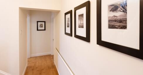 Hallen som ett galleri