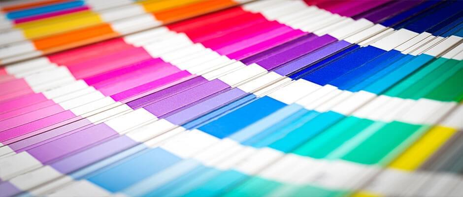 Harmoniska färgkombinationer är ingen tillfällighet