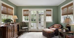 Även fönster kan kombinera ett naturligt utseende med funktionalitet