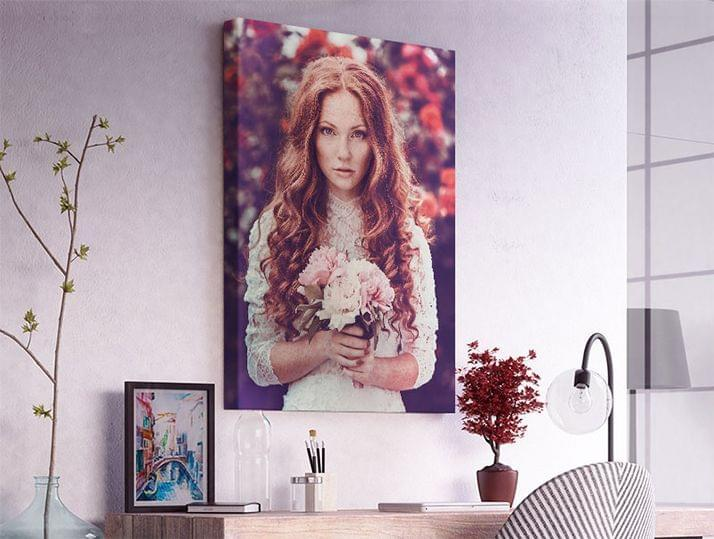 Photo on Canvas