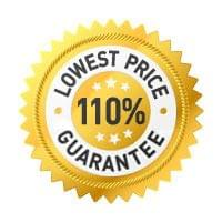 110% lowest price