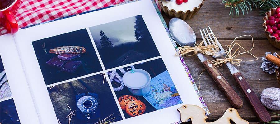 Ein Fotobuch ist nicht nur dekorativ, sondern sorgt sofort für Gesprächsstoff