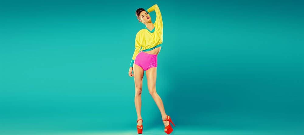 """Der Fashion-Trend """"Colour-Blocking"""" hält jetzt auch Einzug in unsere Wohnungen"""