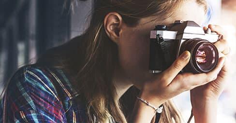 Fotografie entdecken