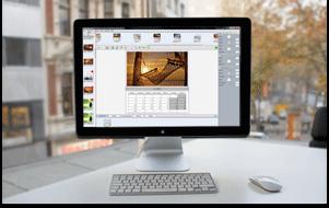 Erstellen personalisierte Fotokalender offline