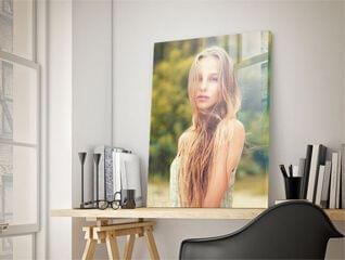 foto hinter acrylglas interieur