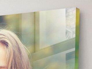 foto hinter acrylglas interieur nahaufnahme