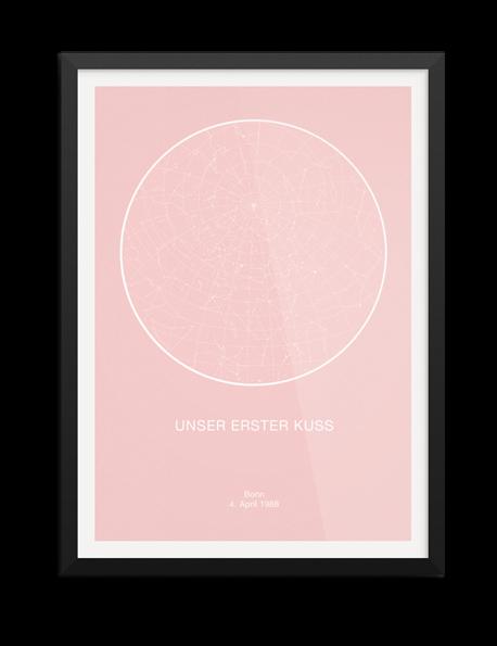 sternenhimmel rosa