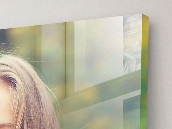 acrylglas foto zoomen