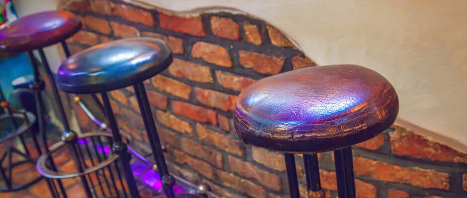 Alte Vintage Stühle