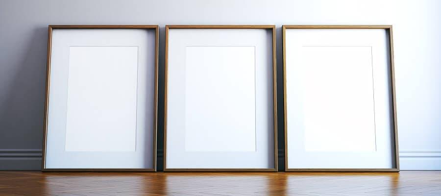 Auf den Rahmen kommt es an – entscheide dich bewusst für ein bestimmtes Material