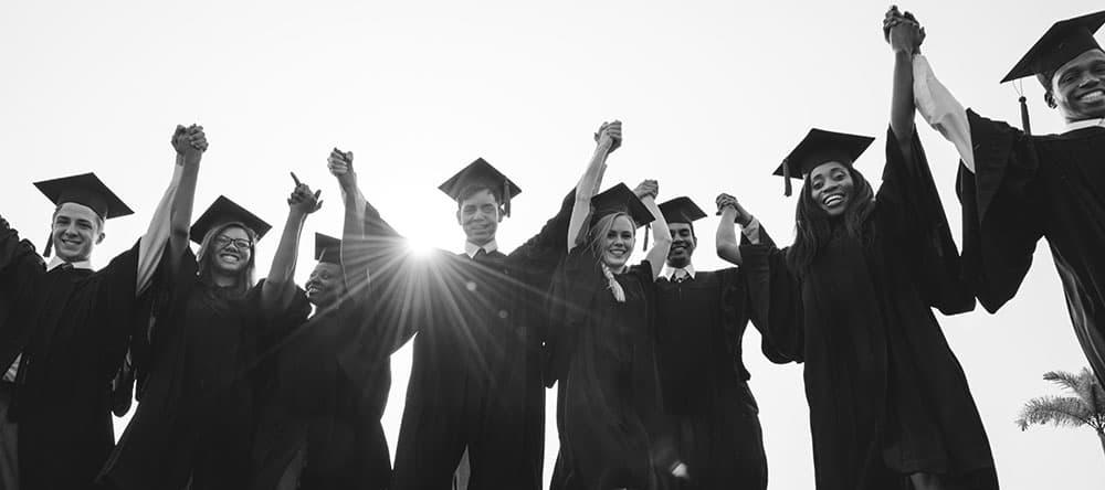 Der Abschluss einer Ausbildung ist immer ein besonderer Moment im Leben.