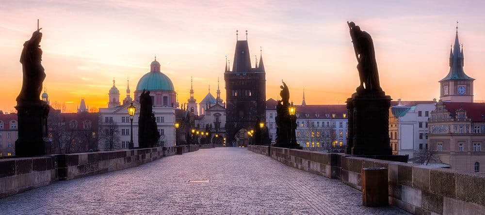 Stehe früh auf und vermeide überfüllte Touristenmagnete für schönere Fotos