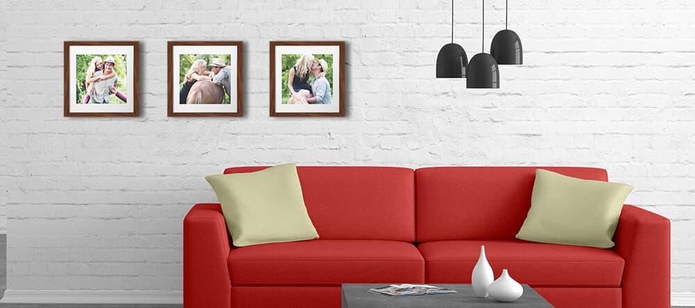 Erst Bilder machen dein Haus zum Zuhause – und am schönsten sind deine Fotos