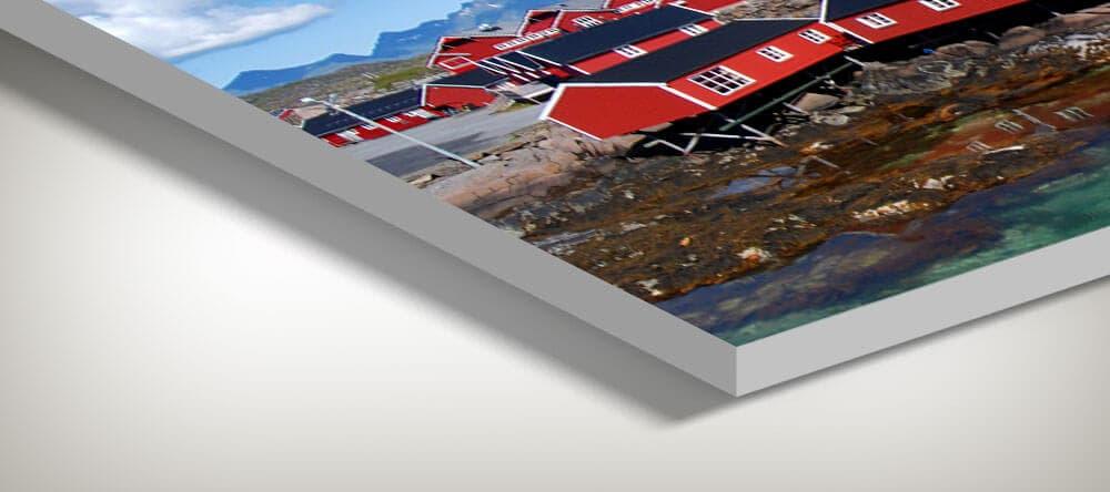 Forex ist unglaublich leicht und das matte Fotopapier garantiert Fotos in Laborqualität