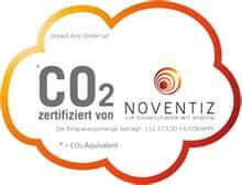 CO2 Zertifikat