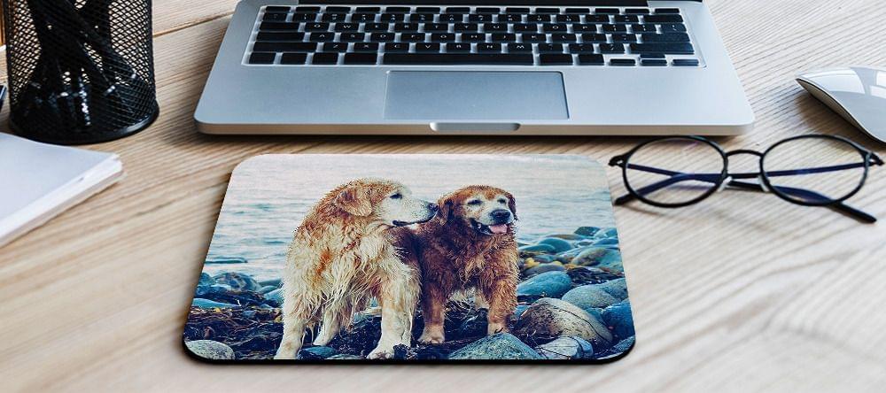 mousepad bedrucken mit foto
