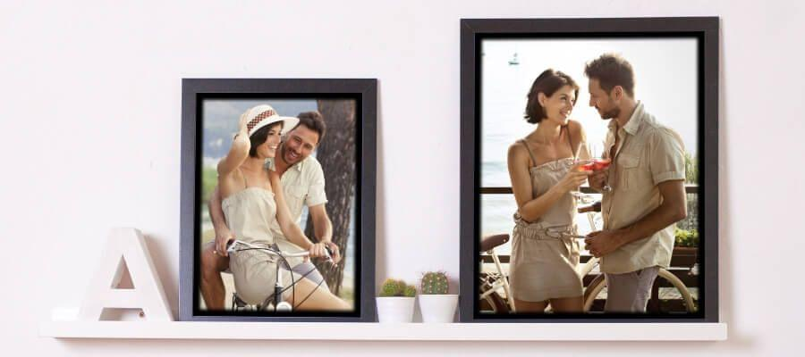 Los marcos perfectos: fotos en marcos con sombra de mi-arte.es