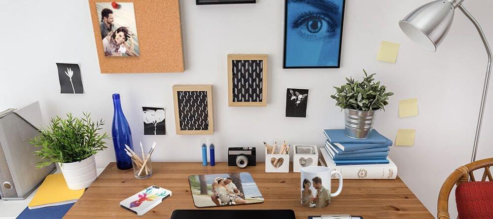 Tu espacio de trabajo ideal en casa es la combinación de un orden eficiente y de un ambiente relajado