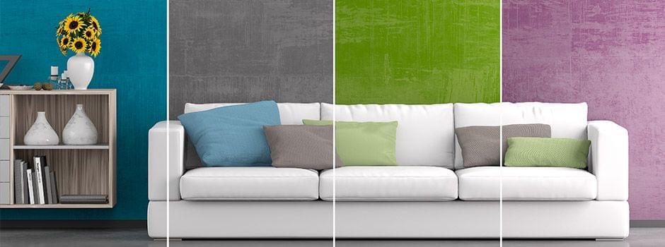 Compara diferentes estilos y combinaciones de colores.