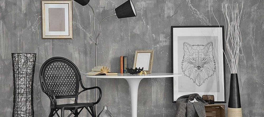 Neutro y versátil – utiliza el gris como una alternativa al blanco y combínalo como quieras