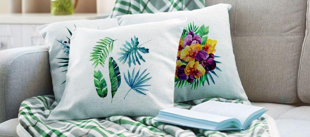 Sumérgete en el ambiente tropical gracias a las nuevas tendencias de decoración al más puro estilo jungle.