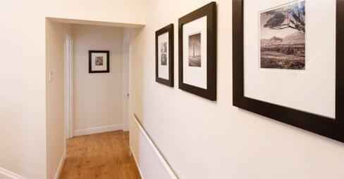 The Hallway as a Gallery