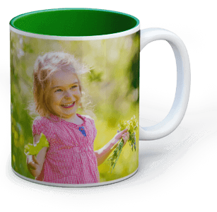 inner coloured photo mug