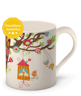 tazza porcellana con foto